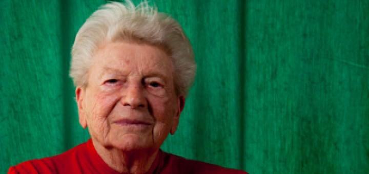 Portrait de Rolande Trempé